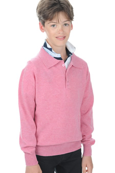 kasjmier  heren polo stijl pullover alex boy