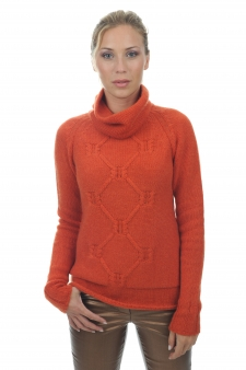 kasjmier  dames pullover met kol april
