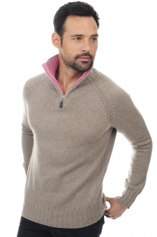 kasjmier  polo stijl pullover polo stijl pullover olivier