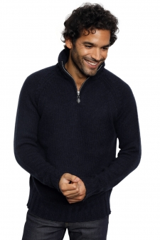 Kameel  polo stijl pullover polo stijl pullover craig